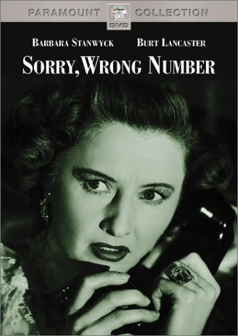 Classic Movie Pick: Sorry, Wrong Number (1948)