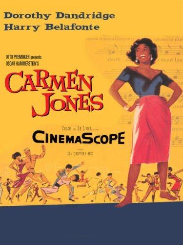 Dorothy Dandridge in Carmen Jones