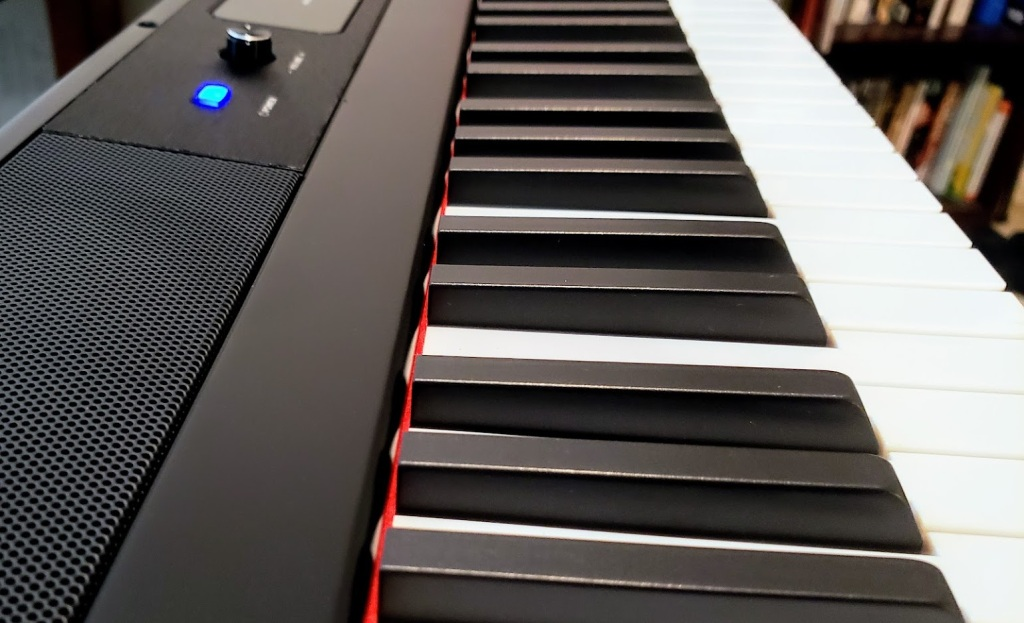 My new electronic piano.